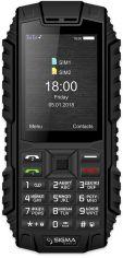 Мобильный телефон Sigma mobile X-treme DT68 Black от Територія твоєї техніки
