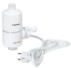 Акция на Электрический проточный водонагреватель Holmer HHW-101 от Rozetka