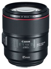 Акция на Объектив Canon EF 85 mm f/1.4 L IS USM (2271C005) от MOYO