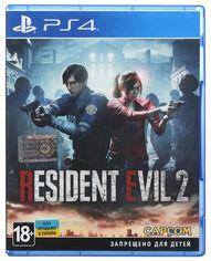 Акция на Игра RESIDENT EVIL 2 REMAKE (PS4, Русские субтитры) от MOYO