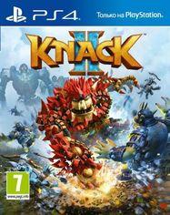 Акция на Игра Knack 2 (PS4,Русскаяверсия) от MOYO