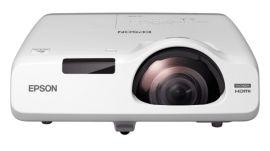 Короткофокусный проектор  Epson EB-535W (3LCD, WXGA, 3400 ANSI lm) (V11H671040) от MOYO