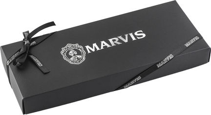 Подарочный набор зубных паст Marvis Ассорти 7х25 мл (8004395111008) от Rozetka