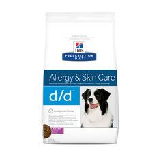 Акция на Сухой корм Hills Prescription Diet Canine d/d Утка и Рис 2 кг (9117,08) (052742911700) от Rozetka