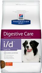Акция на Сухой корм Hills Prescription Diet Canine i/d Low Fat 1.5 кг (1803,08) (052742180304) от Rozetka