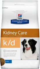 Акция на Сухой корм Hills Prescription Diet Canine k/d 2 кг (8658,08) (052742865805) от Rozetka