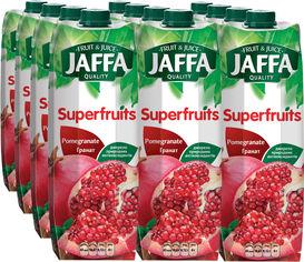 Акция на Упаковка нектара Jaffa Гранатовый 0.95 л х 12 шт (4820003685563_4820003685754) от Rozetka
