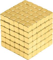 Магнитная игрушка головоломка Neocube 216 кубиков 5 мм в боксе Золотая (2000992397483) от Rozetka