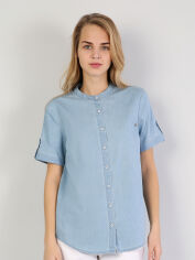 Рубашка джинсовая Colin's CL1042884DN40178 XS (8681597798185) от Rozetka