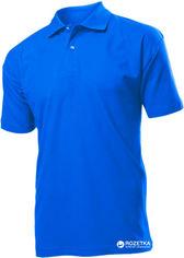 Поло Stedman ST3000-BRR S Синее (4043738143997) от Rozetka