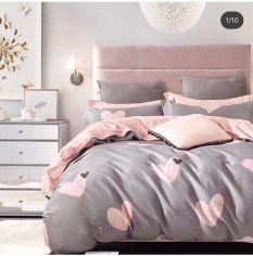Акция на Комплект постельного белья MirSon 18-0011 Stella 143х210 (2200001128477) от Rozetka