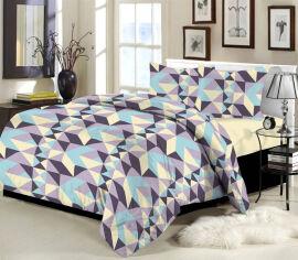 Акция на Комплект постельного белья MirSon Бязь Premium 18-503 Vivian 110х140 (2200001128644) от Rozetka