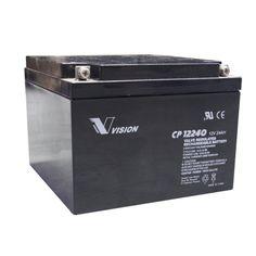 Аккумуляторная батарея Vision CP 12V 24Ah (CP12240E-X) от MOYO