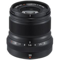 Акция на Объектив Fujifilm XF 50 mm f/2.0 R WR Black (16536611) от MOYO