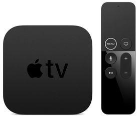 Беспроводная приставка Apple TV 4K (v5) 64GB MP7P2RS/A от Citrus