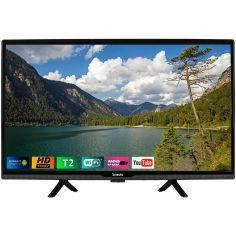 Акция на Телевизор BRAVIS LED-24G5000 Smart + T2 от Foxtrot
