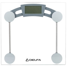 Весы напольные DELFA DBS-6113 Simple от Foxtrot