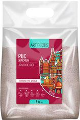 Акция на Рис Art Foods Жасмин 5 кг (4820191592629) от Rozetka