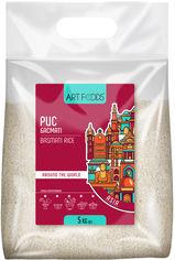 Акция на Рис Art Foods Басмати 5 кг (4820191592650) от Rozetka