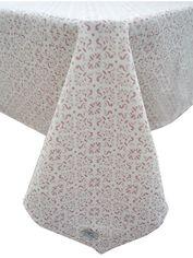 Скатерть Прованс Bella Розовый витраж 132х180 (4823093416895) от Rozetka