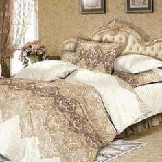 Комплект постельного белья Novita Premium 210х220 (6280-1 Маркиз) от Rozetka