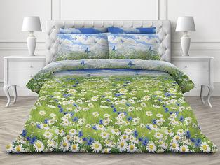 Комплект постельного белья Novita Premium 210х220 (6394-1 Русское поле) от Rozetka