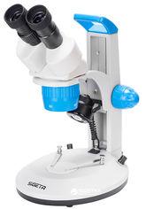 Микроскоп Sigeta MS-214 LED Bino Stereo (20x-40x) (65229) от Rozetka
