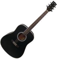 Гитара акустическая Parksons JB4111 Black (JB4111blk) от Rozetka