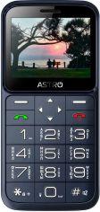 Мобильный телефон Astro A186 Navy от Територія твоєї техніки