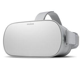Шлем виртуальной реальности Oculus Go VR (64Gb) от Citrus