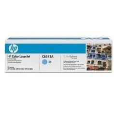 Акция на Картридж лазерный HP CLJ CP1215/CP1515 cyan (CB541A) от MOYO