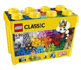 Акция на Конструктор LEGO Classic Коробка кубиков для творческого конструирования (10698) от MOYO