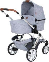 Универсальная коляска 2 в 1 ABC Design Salsa 4 Graphite Grey (12001431/900) от Rozetka