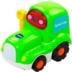 Акция на Развивающая игрушка VTech Бип-Бип Трактор (80-127726) (3417761277263) от Rozetka