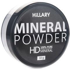 Прозрачная рассыпчатая пудра Hillary Mineral Powder hd 10 г (4820209070552) от Rozetka