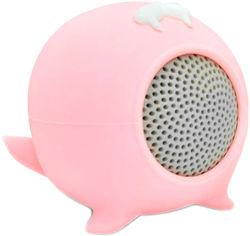 Акустическая система Idance Cuty Sealion 10W Pink (CC10PK) (155774) от Rozetka