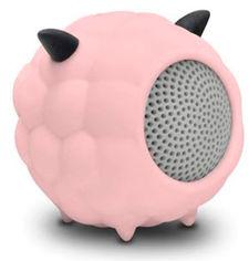 Акустическая система Idance Cuty Sheep 10W Pink (CA10PK) (155777) от Rozetka