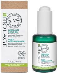 Масло Matrix Biolage R.A.W. Scalp Care Rebalance Scalp Oil для восстановления баланса кожи головы 30 мл (3474636651702) от Rozetka