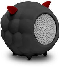 Акустическая система Idance Cuty Sheep 10W Black (CA10BK) (155775) от Rozetka