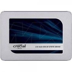 """Акция на SSDнакопительCRUCIALMX500500GB2.5""""SATA(CT500MX500SSD1) от MOYO"""