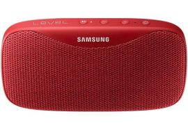 Акция на Портативна акустика Samsung Level Box Slim EO-SG930CREGRU Red от Територія твоєї техніки