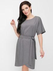Платье Fashion Up Daniela PL-1619B 42 Серое (2100000018482) от Rozetka