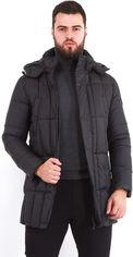 Акция на Куртка Remix Е-107 XL Черная (2950006486422) от Rozetka