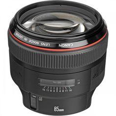 Акция на Объектив Canon EF 85 mm f/1.2L II USM (1056B005) от MOYO