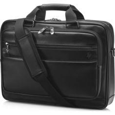 """Акция на Сумка HP Executive Leather Top Load 15.6"""" Black от MOYO"""