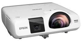 Акция на Короткофокусный проектор  Epson EB-536Wi (WXGA, 3400 ANSI Lm) (V11H670040) от MOYO