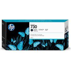 Акция на Картридж струйный HP 730 Black, 300 ml (P2V71A) от MOYO