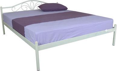 Двуспальная кровать Eagle Nero 160 x 200 Beige (E1984) от Rozetka