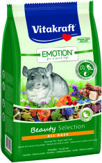 Корм для шиншилл Vitakraft Emotion Beauty Selection All ages 600 г (4008239337580) от Rozetka