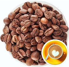 Акция на Кофе в зернах Кофейные шедевры Капучино 500 г (4820198875145) от Rozetka